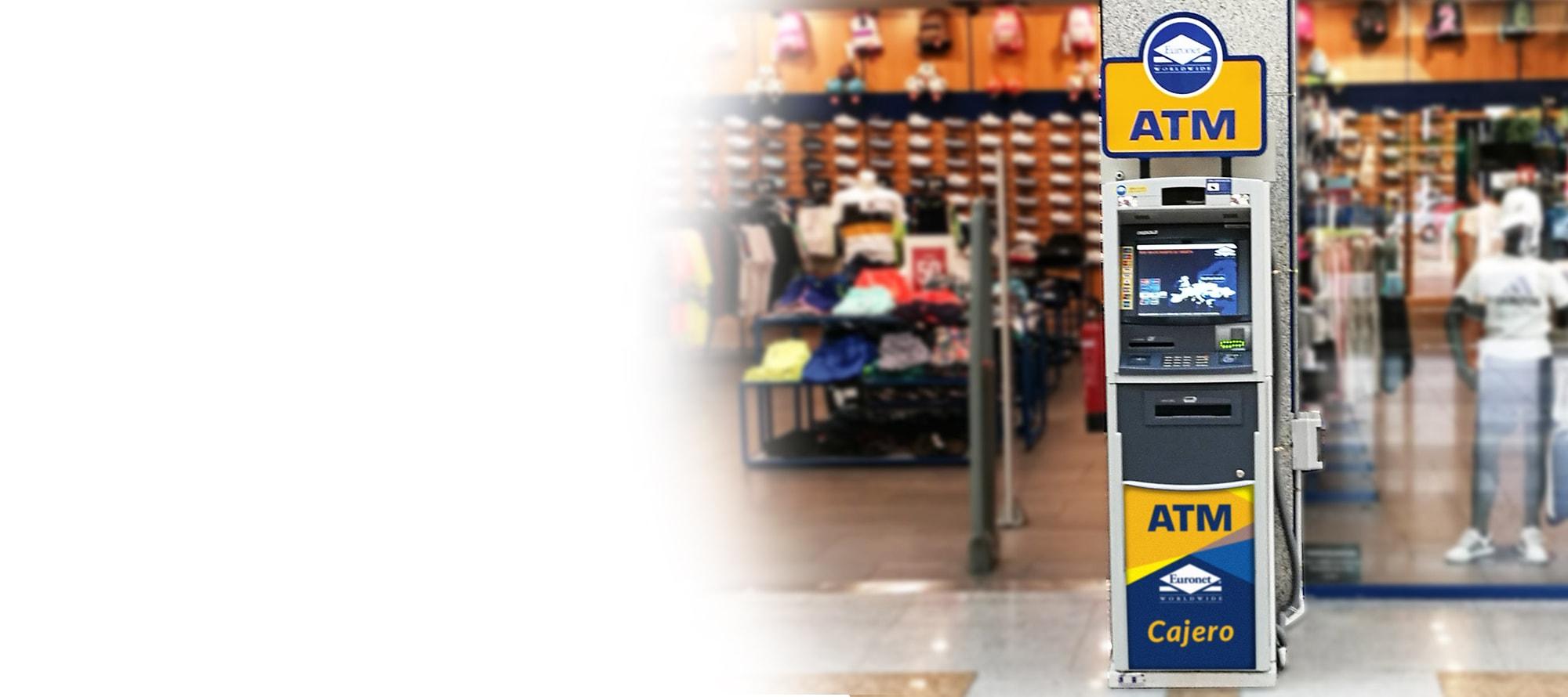 Nos encargaremos de la gestión y el mantenimiento del cajero, garantizando un excelente nivel de servicio a sus clientes.