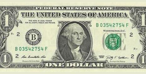 El Dólar Estadounidense 1