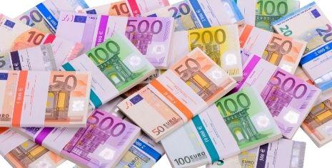 Simbolismo de los billetes - El Euro