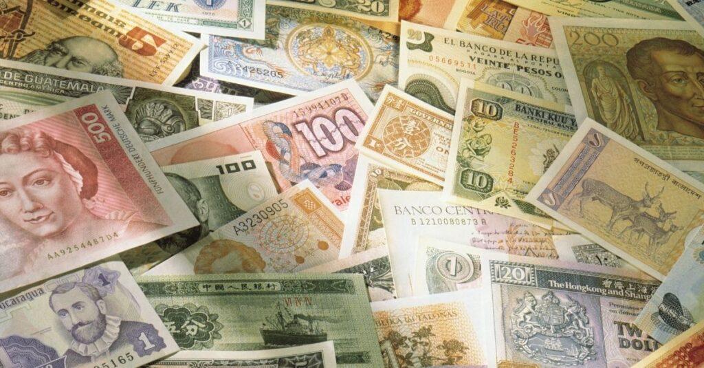 Simbolismo de los billetes en todo el mundo