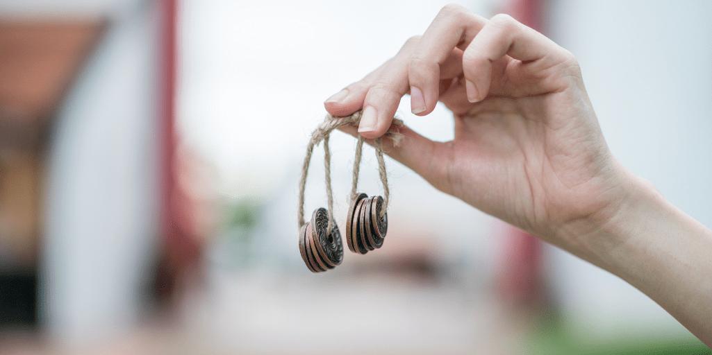 Formas inusuales de moneda Antigua