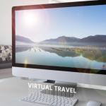 Viajes virtuales: Viajar por el mundo desde la comodidad de tu casa...